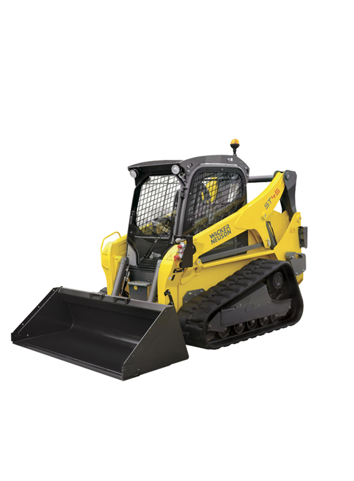 ST45 Wacker Track Loader